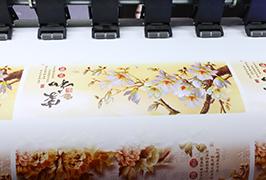 ස්වයං සම්මිශ්රිත විනය (WF-ES1802) 1.8 m (අඩි 6) eco solvent printer මුද්රණය කර ඇත