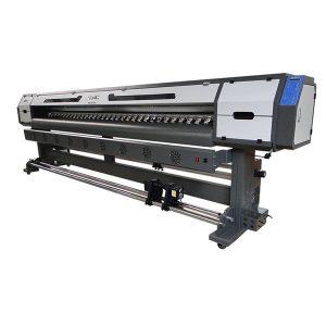 eco solvent printer මුද්රිත ස්ටිකර් මුද්රණ යන්ත්රය විකිණීමට