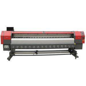 විශාල ආකෘතිය dx5 dx7 හිස 3.2m eco solvent printer
